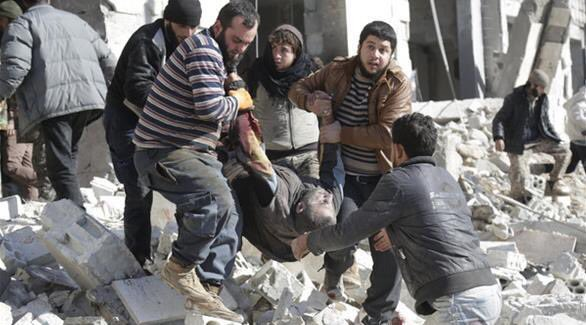 Aleppo offensive: 60 civilians killed in 6 days by Assad regime