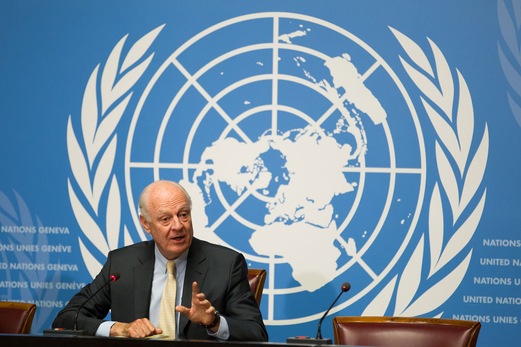 Analysis: UN is failing the Syrian civilians