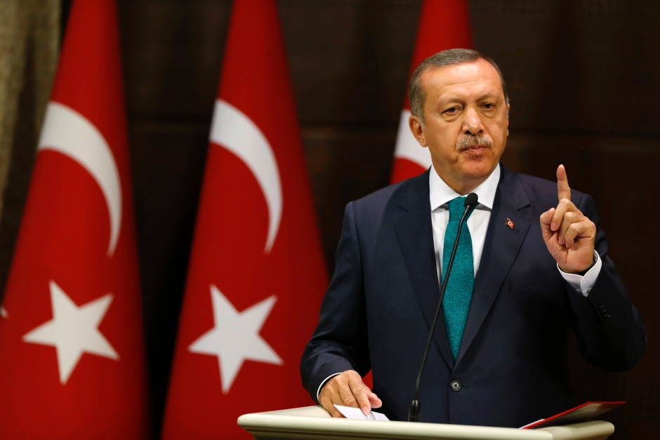 Erdogan: EU-Turkey refugee deal is at risk